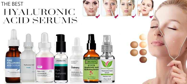 10 Best Hyaluronic Acid Serum With Vitamin C - Reviews And