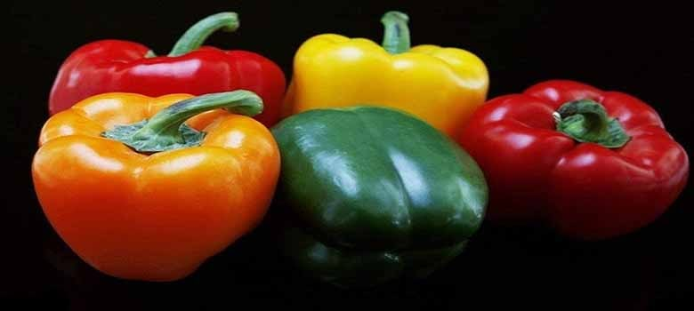 Yellow Peppers, capsicums